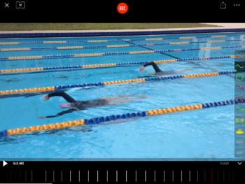 Total Immersion Swim Skill Practice